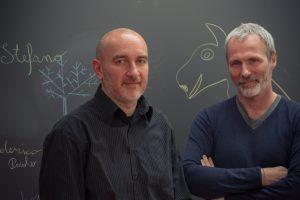 Stefano Campora e Stefano Rosselli