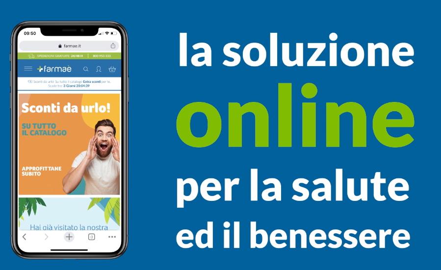 Farmae E Retailing Di Prodotti Per La Salute E Benessere On Air Sulle Reti Rai E Mediaset Con Un Nuovo Spot Della Sua Agenzia Ym